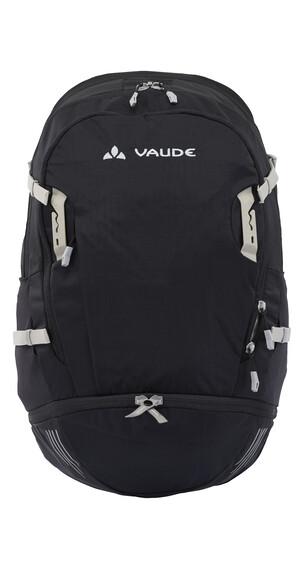 VAUDE Bike Alpin 25+5 Rucksack black